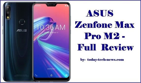 Zenfone-Max-Pro-M2 review