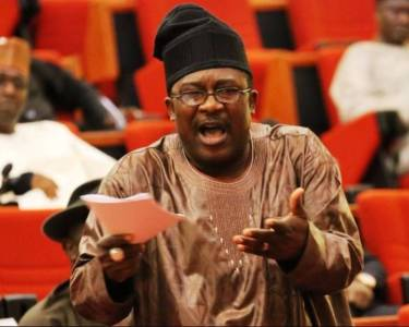 PDP berates Senator Adeyemi over 'verbal assault' on Abia governor