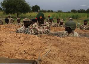 The Chief of Army Staff, Lt.-Gen. Tukur Buratai, says in spite of pocket of attacks by remnant of Boko Haram terrorists in Borno North, the army is tightening the noose against them