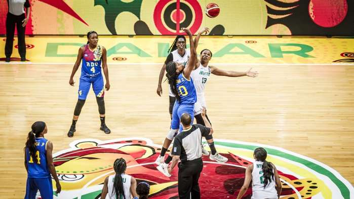 Defending Champions Nigeria's D'Tigress have qualified for the semi-finals of ongoing Women's Afrobasket tournament in Dakar, Senegal. 4