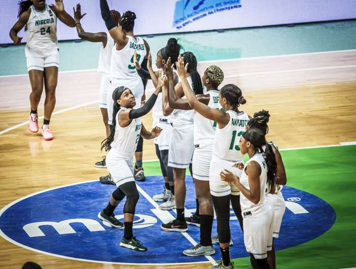 Defending Champions Nigeria's D'Tigress have qualified for the semi-finals of ongoing Women's Afrobasket tournament in Dakar, Senegal. 12