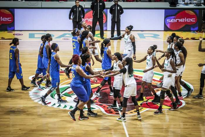 Defending Champions Nigeria's D'Tigress have qualified for the semi-finals of ongoing Women's Afrobasket tournament in Dakar, Senegal. 17