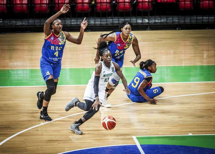 Defending Champions Nigeria's D'Tigress have qualified for the semi-finals of ongoing Women's Afrobasket tournament in Dakar, Senegal. 21