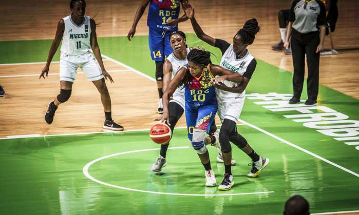 Defending Champions Nigeria's D'Tigress have qualified for the semi-finals of ongoing Women's Afrobasket tournament in Dakar, Senegal. 30