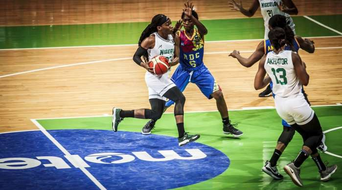 Defending Champions Nigeria's D'Tigress have qualified for the semi-finals of ongoing Women's Afrobasket tournament in Dakar, Senegal. 32