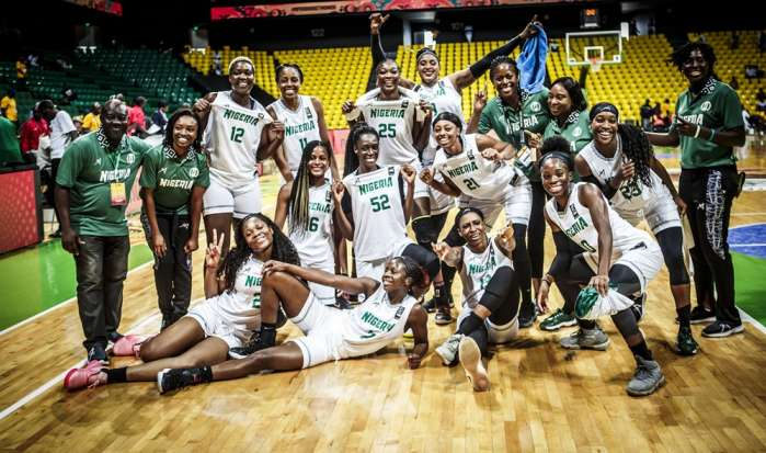 Defending Champions Nigeria's D'Tigress have qualified for the semi-finals of ongoing Women's Afrobasket tournament in Dakar, Senegal. 45