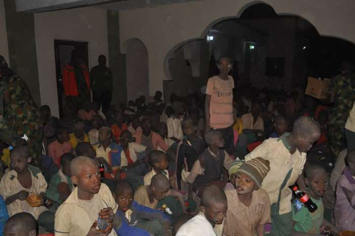 4. The Defence Headquarters has claimed that troops rescued the over 300 students of Government Science Secondary School, Kankara, Katsina, abducted by bandits on December 11.