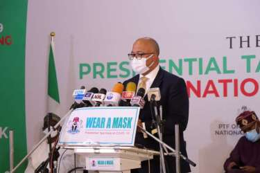 NCDC: We received over 580,000 coronavirus related phone calls in nine months