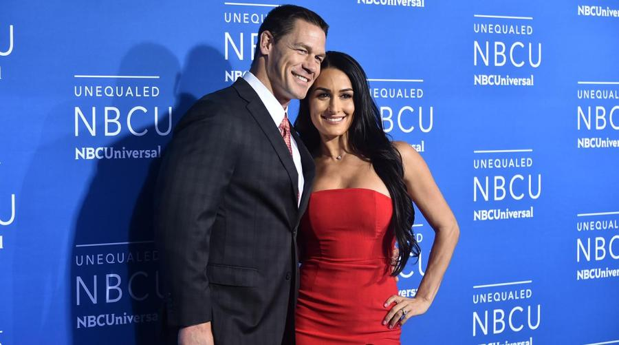 Wrestler Nikki Bella Says She Only Shared Our Bed Together Maybe 30 Days