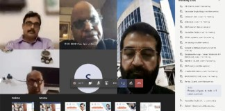 Experts in PSSC webinar emphasize on virtual training and IoT