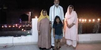 Former Haryana Education Minister Ram Bilas Sharma congratulated the foundation stone of Shri Ram Janmabhoomi
