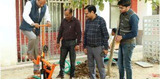 Jc Bose University developed treadill pump for irrigation