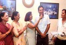 Manish Rachna alumnus Ashish Jun passes civil service exam