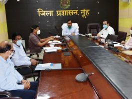 Many schemes launched by Mewat Development Authority - Deputy Commissioner Dhirendra Kharagta