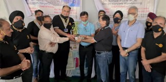 Rotary club IMT got the workers tested kovid