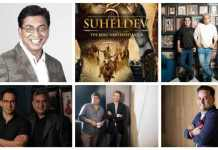A big film will be made on Amish's bestseller Suheldev - The King Who Saved India