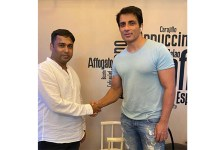 Actor Sonu Sood becomes brand ambassador of ISM Edutech