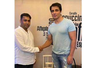 Actor Sonu Sood becomes brand ambassador of ISM Edutech