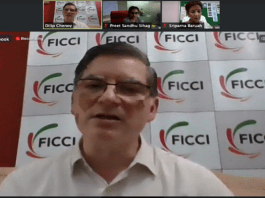 Start-up possibilities in food care, agriculture and health sector FICCI Secretary General - Dilip Chinoy