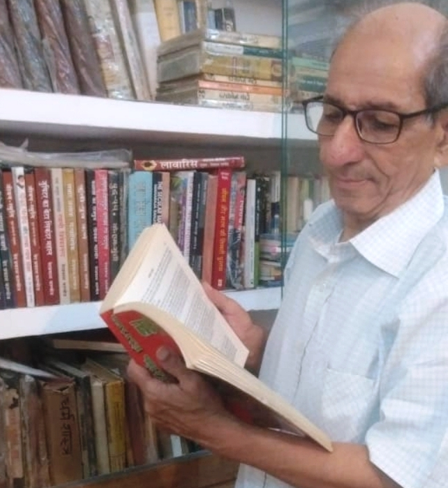 Vedprakash Kamboj, author of Inspirational Mystery Adventures of Young Writers