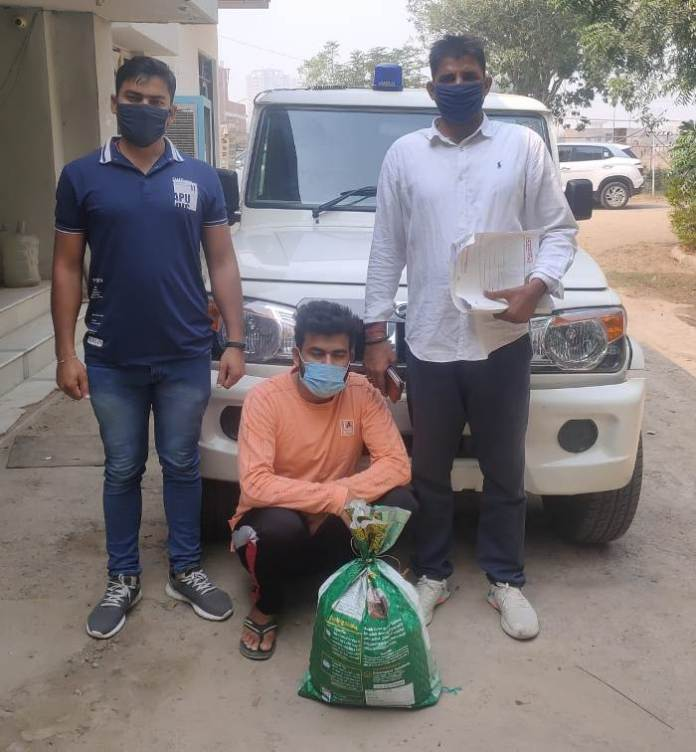 while taking action against drugs