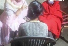 Renu Bhatia, a member of Haryana Women's Commission, met the victim girl and spoke openly on Love Jihad regarding the abduction case of a minor girl