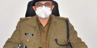 DCP ARPIT JAIN - FARIDABAD POLICE