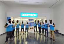 The world's largest French sports company, Decathlon now in Agra