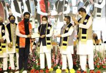 Convocation ceremony held at Manav Rachna Shikshan Sansthan