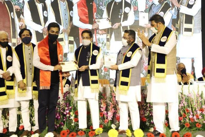 Convocation ceremony held at Manav Rachna Shikshan Sansthan