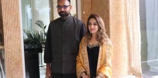 Famous Punjabi singer Megha Chopra arrived in Delhi to promote her upcoming song Lohri Aundi Lohri