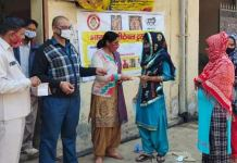 Bharti Charitable Trust distributed calcium medicines free of cost to pregnant women
