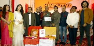 Chief Minister of Uttarakhand Shri Trivendra Singh Rawat gave a clap for Karan Razdan's film Hindutva