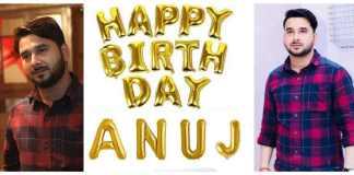 Happy Birthday Ajuj Bhati
