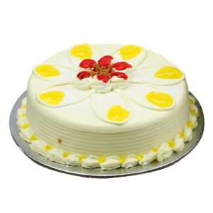Butterscotch Cake 2kg Eggless 1