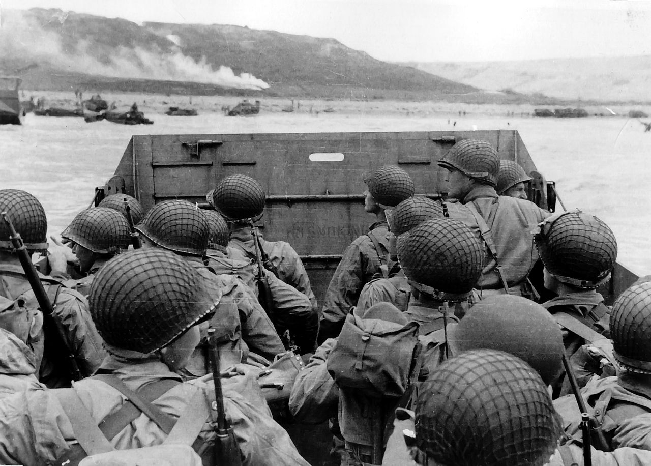 What Does The D In D Day Stand For