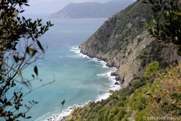 Чинкве-Терре - Cinque Terre, (Пять земель)