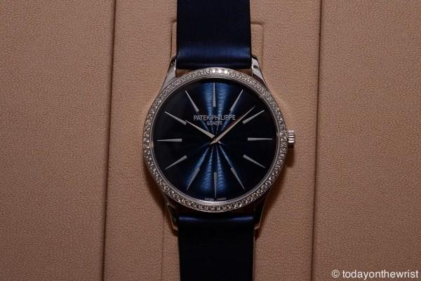 Женские часы Patek Philippe 2015-го года