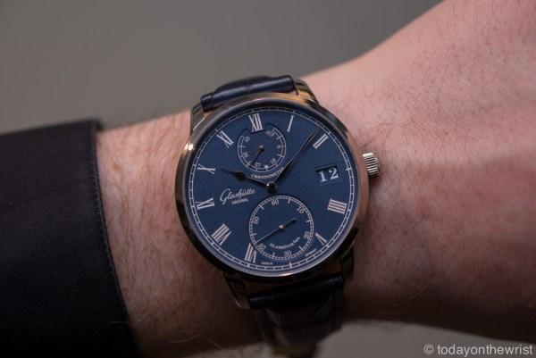 Baselworld 2016: Glashütte Original Senator Chronometer