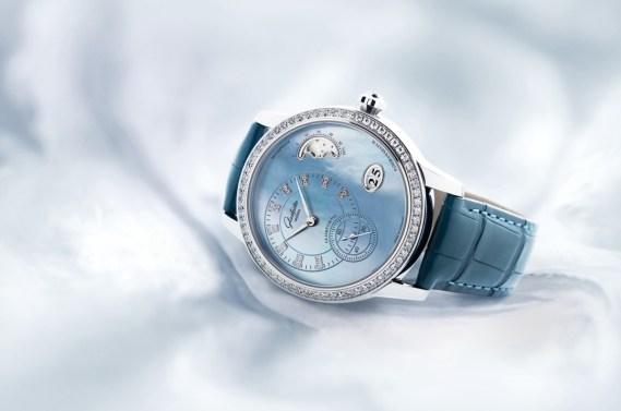 Glashütte Original PanoMatic Luna Blue
