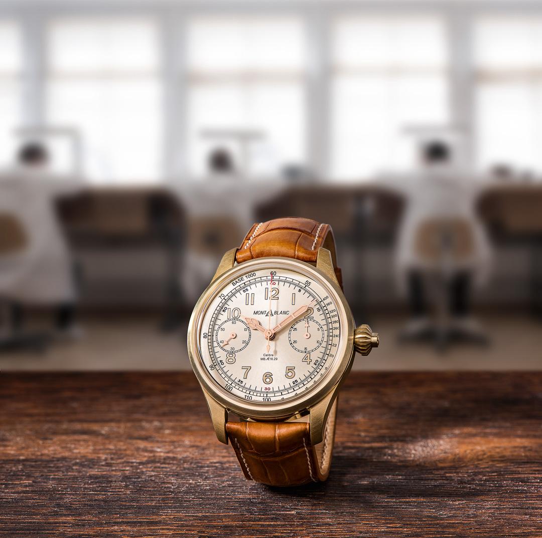 часы монтбланк tourbillon heur
