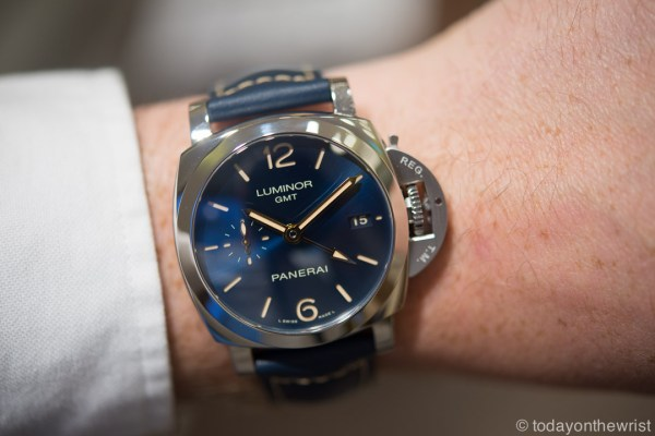 Panerai Luminor 1950 3 Days GMT Automatic Acciaio 42m PAM00688
