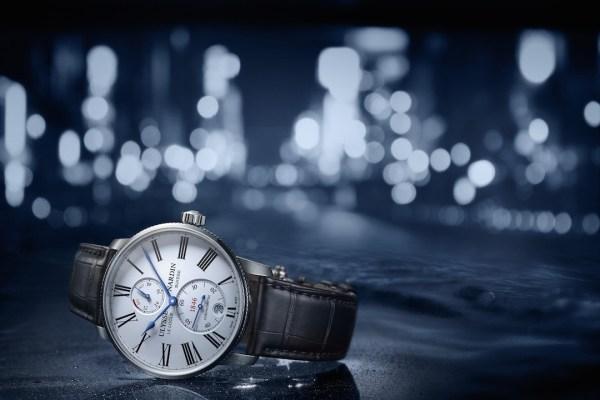 Новые часы Ulysse Nardin Marine Torpilleur