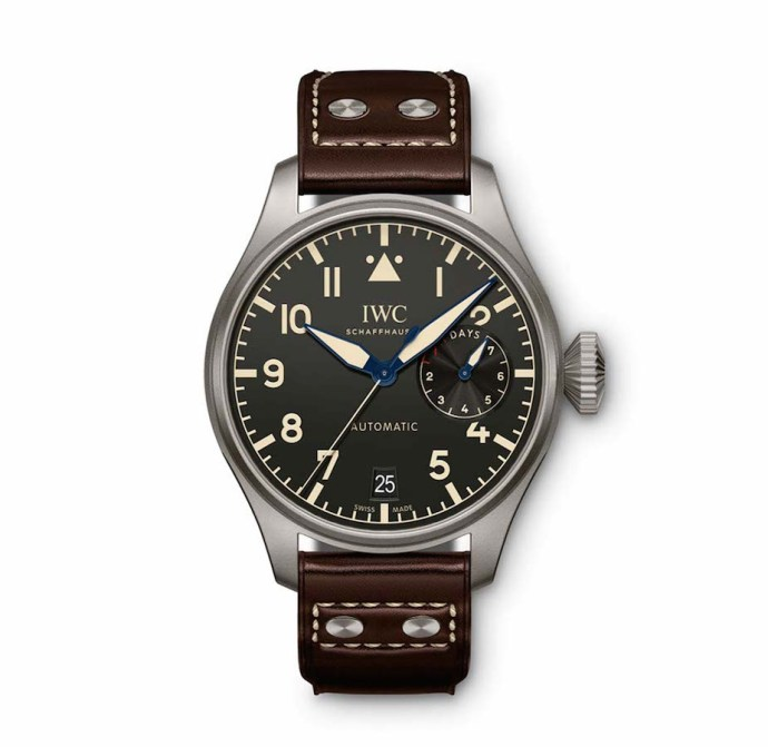 Big Pilot's Watch Heritage Titanium