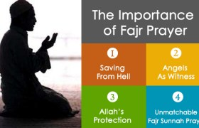 fajr prayer benefits