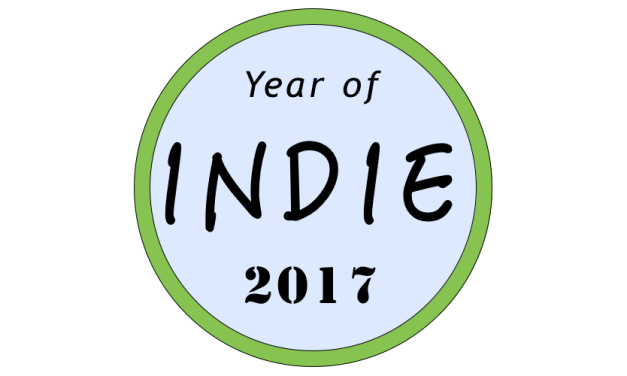 2017 – My year of Indie