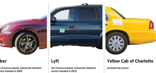 Uber? Lyft? Taxi? The best and worst ways to travel, ranked