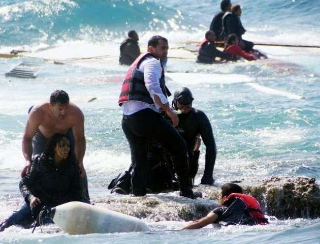 25 migrants die on their way to Italy from Libya