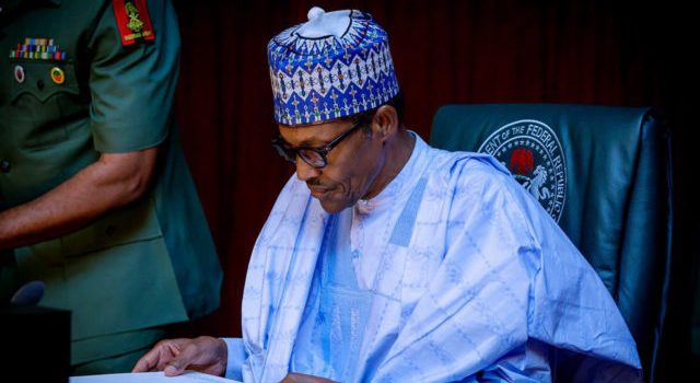 Buhari: Negotiations underway to rescue captured schoolgirls