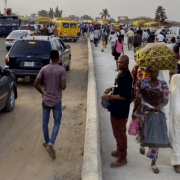 Buhari in Lagos: Lagosians groan as major roads are blocked